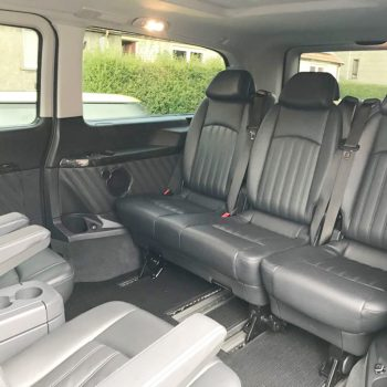 6 seater Viano VIP Class 2