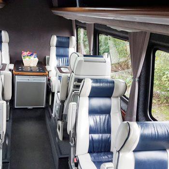 8 seat VIP Class internal 2