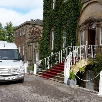 Our Vehicles at Culloden House